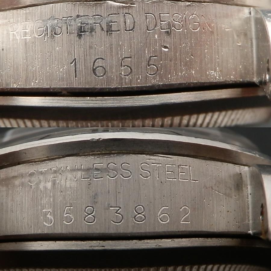 幻ストレート針★ロレックス エクスプローラーII Ref.1655★1973年 Cal.1570のサムネイル