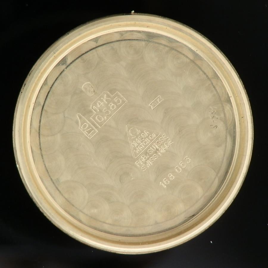 激希少14金無垢シャンパンゴールド ★オメガ コンステレーション Ref.168053★Cal.1001のサムネイル