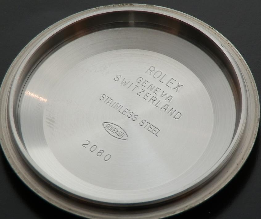 G番2010年★ロレックス エクスプローラー Ref.114270★Cal.3130のサムネイル
