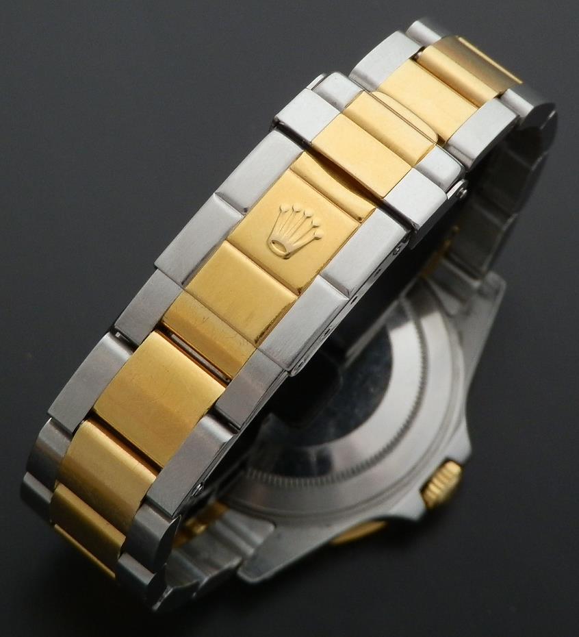 2000年P番★ロレックス GMTマスター Ref.16715 ★18金無垢 & ステンレススティールコンビ Cal.3185のサムネイル