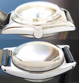 1950年ロレックス★オイスターパーペチュアル バブルバック Ref.5151★Cal.630NAのサムネイル