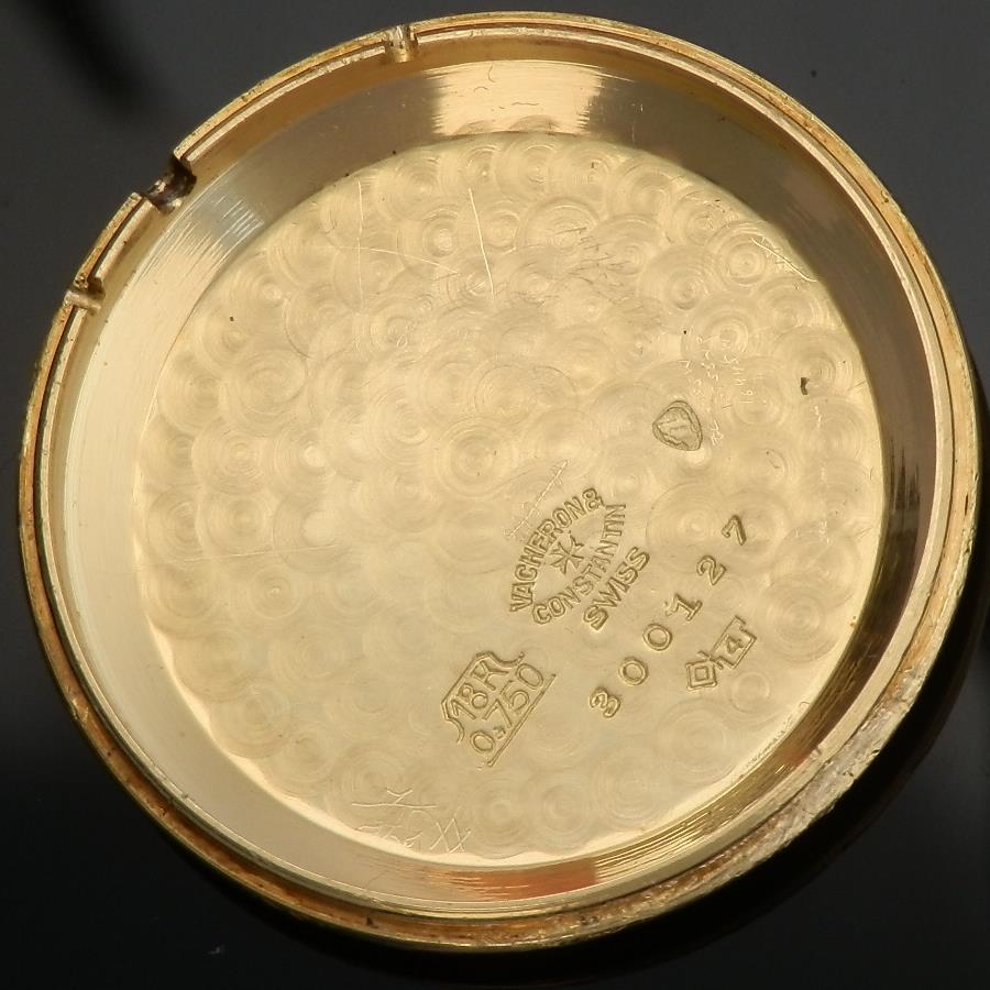 伝説Cal.V485 トリプルカレンダー★ヴァシュロン・コンスタンタン★18金無垢 造形美クロウラグのサムネイル
