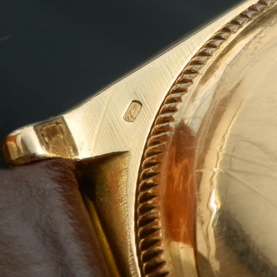 幻ルーブ彫金★ロレックス バブルバックRef.5087★18金無垢ローズゴールド Cal.630NAのサムネイル