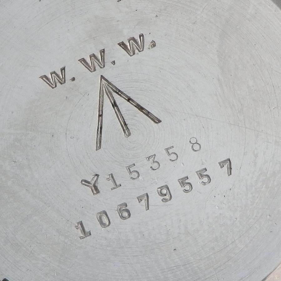 OMEGA GENUINE BRITISH ARAMY WW2 Cal.30mm イキリス陸軍官給軍用時計本物★オメガ Cal.30T2 ★ブロードアローのサムネイル