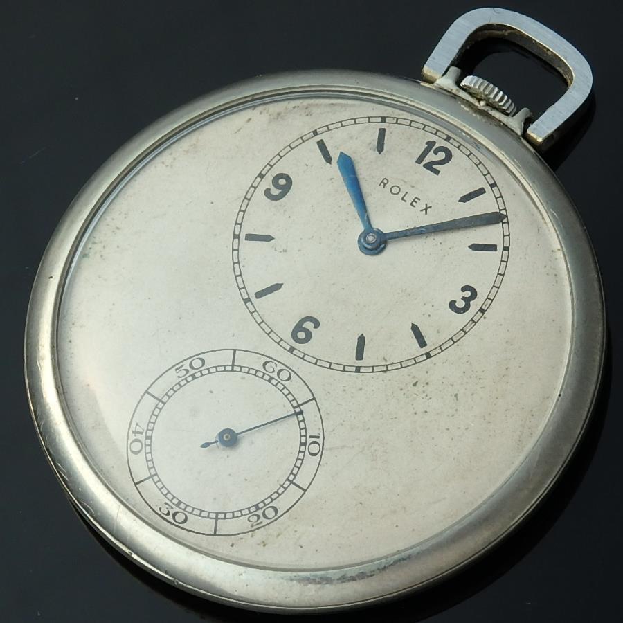 クラスA獲得★ロレックス プリンス インペリアル★クロノメーター 懐中時計 ポケットウオッチのサムネイル
