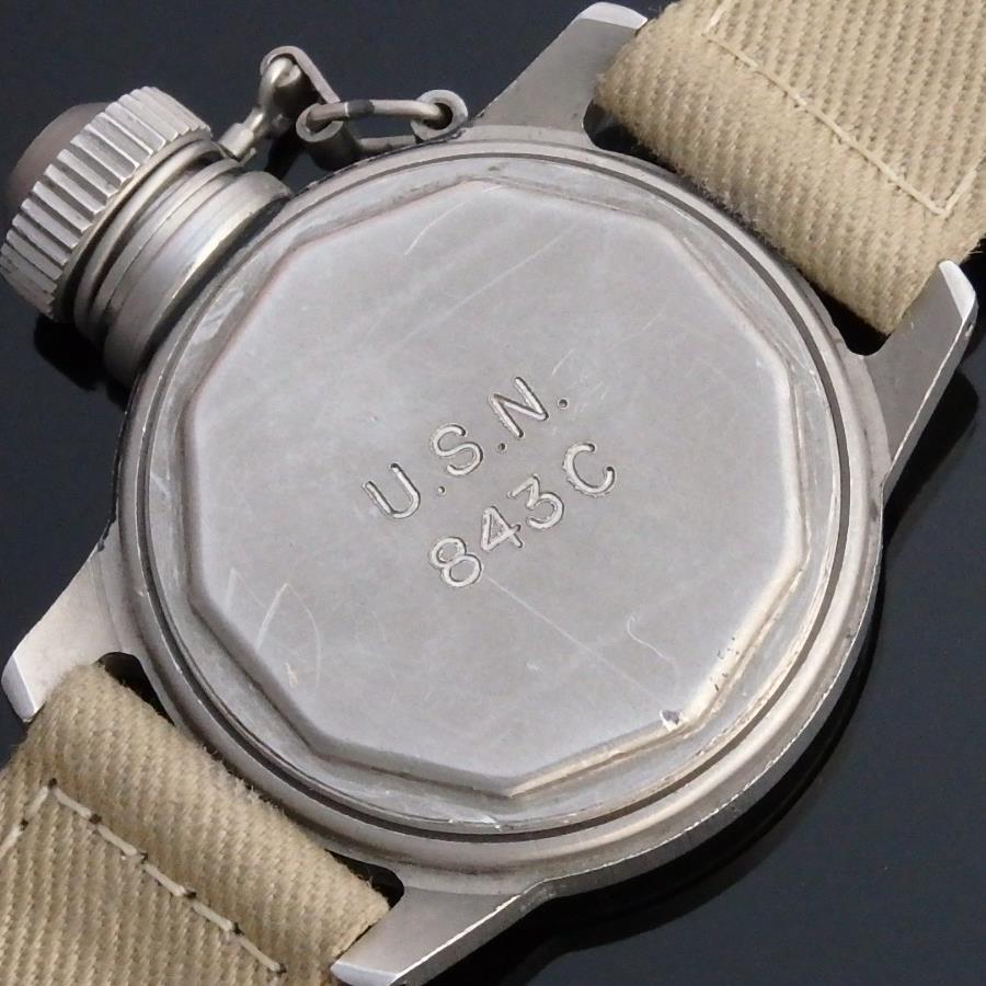 幻本物UDT公式アメリカ軍用★エルジン キャンティーン★1942年 Ref.843C/Cal.539のサムネイル