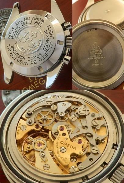 20周年記念モデルRef.145022★オメガ スピードマスター★1989年 Cal. 861 ステンレススティールのサムネイル