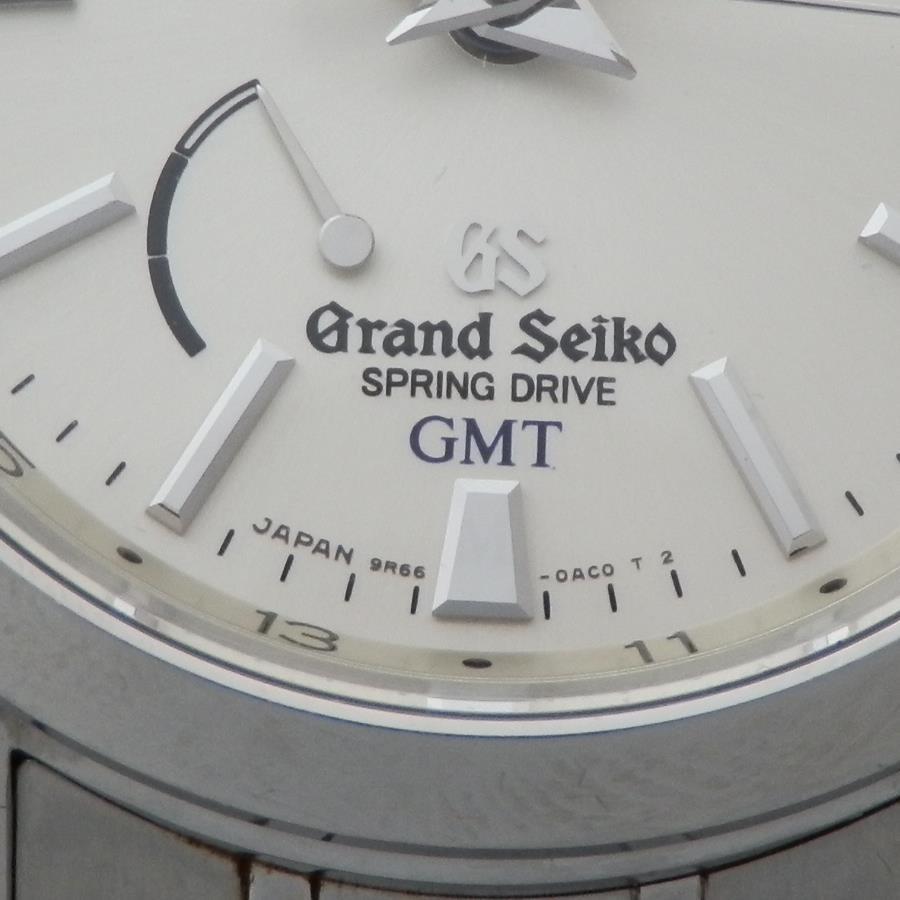 マスターショップ限定★グランド セイコー Ref.SBGE005★Cal.9R66-GMTのサムネイル