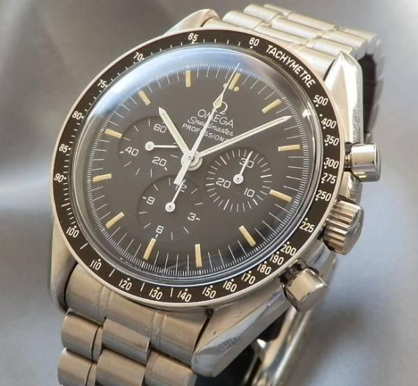月面10周年記念1980年★オメガ スピードマスター★Ref.ST3450808極上品 Cal. 863のサムネイル