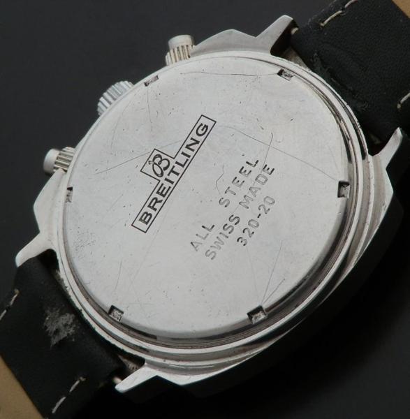 激激希少Ref.320-20★ブライトリング トップタイム クロノグラフ★フーデッド Cal.7733のサムネイル