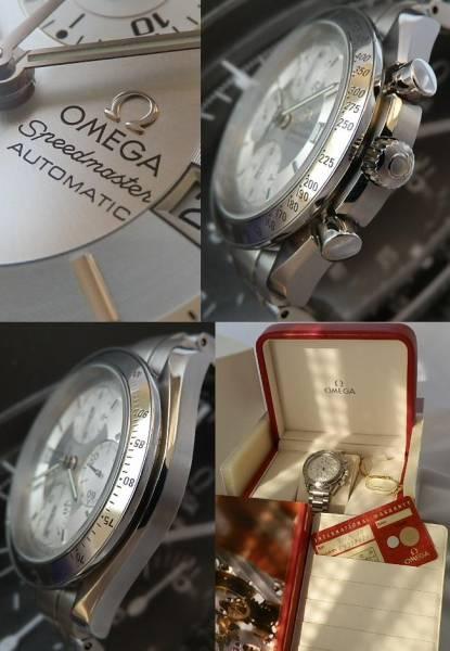 1999年モデル極上品★オメガ スピードマスター★Ref.3513.30/Cal. 1152 オリジナル オートマティック クロノグラフのサムネイル