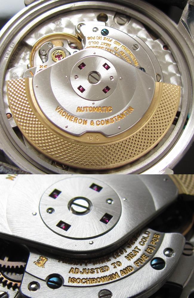 クロノメーター ロイヤル Ref.6694★ヴァシュロン・コンスタンタン 18金無垢ホワイトゴールド ダイヤモンド Cal.1072/1のサムネイル