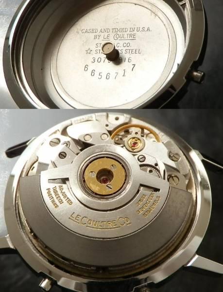 驚異の高振動アラーム★ルクルト メモボックス HPG (HIGH PRECISION GURANTEED)★Ref.3073-916☆オートCal.916のサムネイル