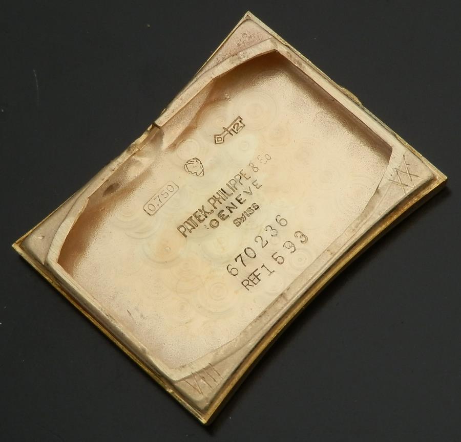 究極美フレアード★パテック フィリップ Ref.1593  ★18金無垢シャンパンゴールド Cal.9-90のサムネイル