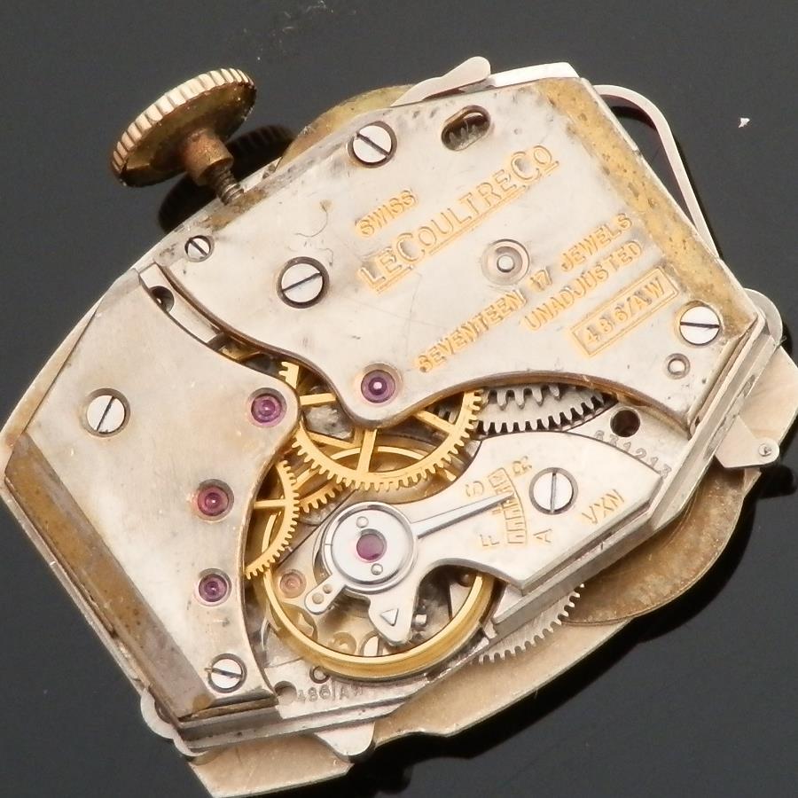 1949年オマージュ限定Cal.486★ジャガー・ルクルト★トリプルカレンダー&月齢のサムネイル