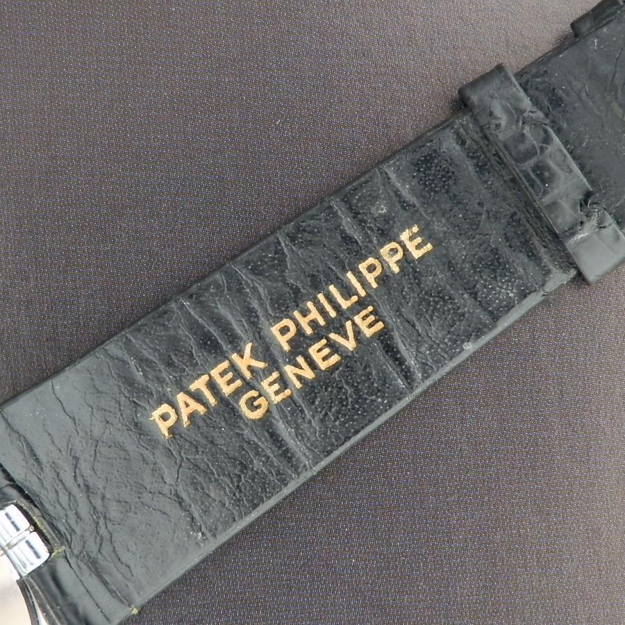 極上Ref.3548★パテック フィリップ★ゴールデンエリプス 18金無垢ホワイトゴールド Cal.23-300PMのサムネイル