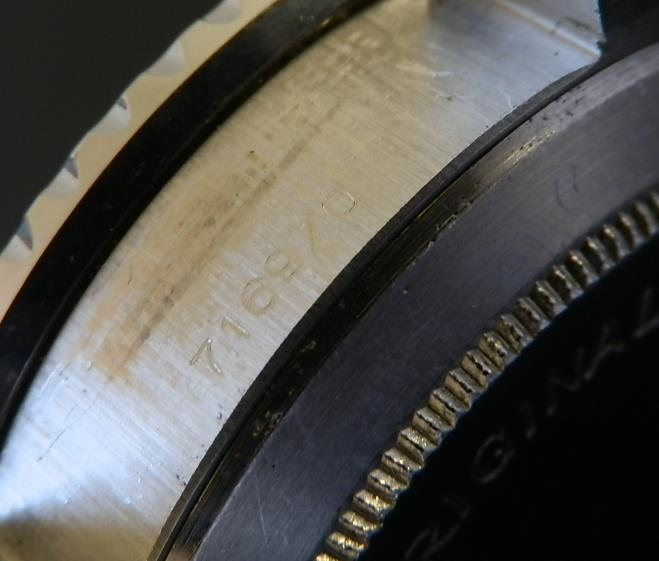 幻1974年セカンド 回転ベゼル★チュードル オイスターデイト Ref.7169★Cal.234極上のサムネイル