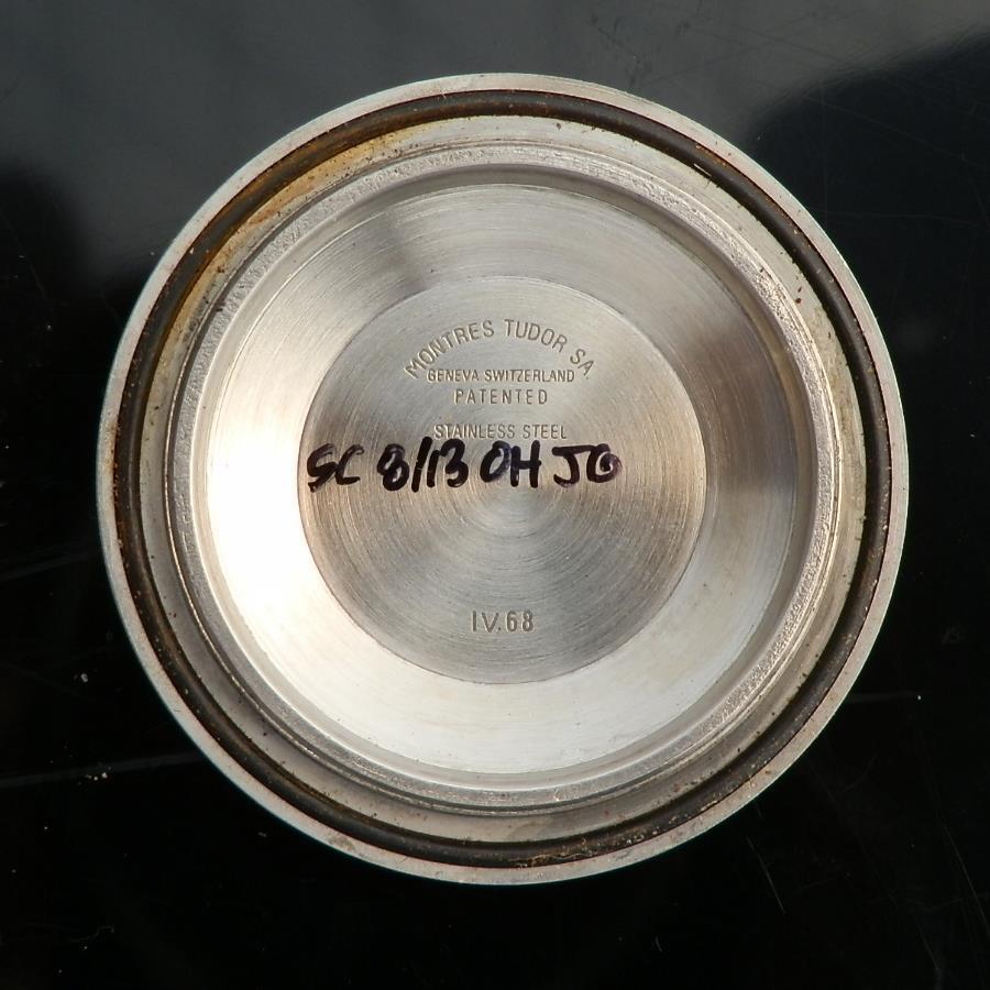 激希少最終イカサブ★チュードル サブマリーナRef.7016★1978年 Cal.2484-2 ステンレススティールのサムネイル