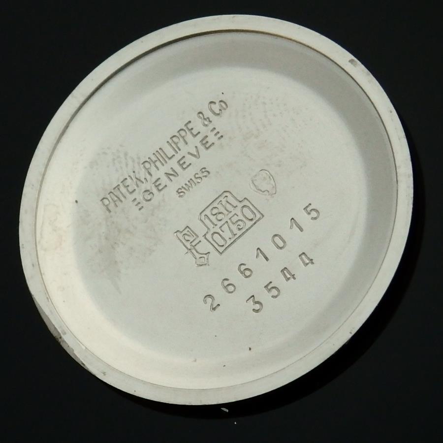 伝説Cal.23-300PM★パテック フィリップ Ref.3544★18金無垢ホワイトゴールドのサムネイル