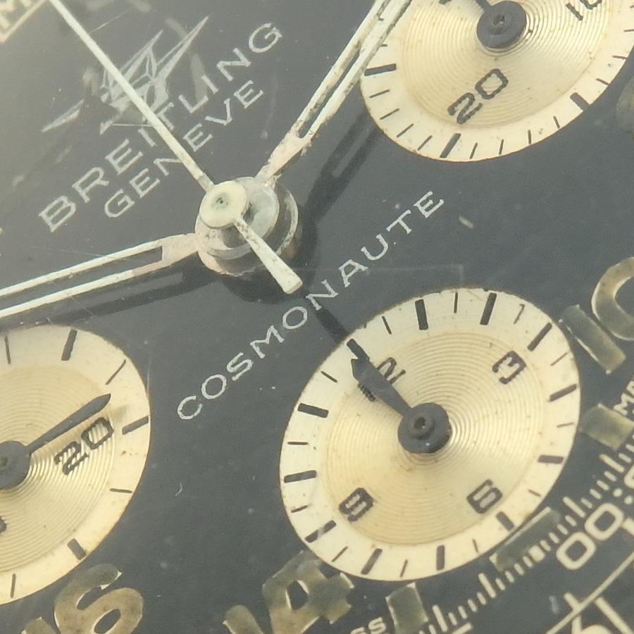 伝説Ref.809★ブライトリング コスモノート24時間★1966年Cal.178 ステンレススティールのサムネイル