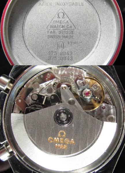 1991年モデル美品★オメガ スピードマスター★ロイヤルブルーダイヤル Cal.1155 クロノグラフのサムネイル