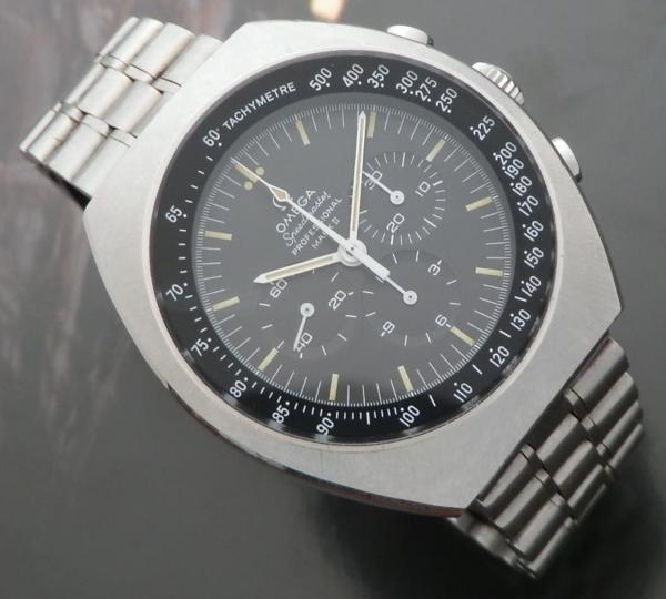 1969年★オメガ スピードマスター プロフェッショナル マークⅡ★Ref.145014/Cal.861のサムネイル