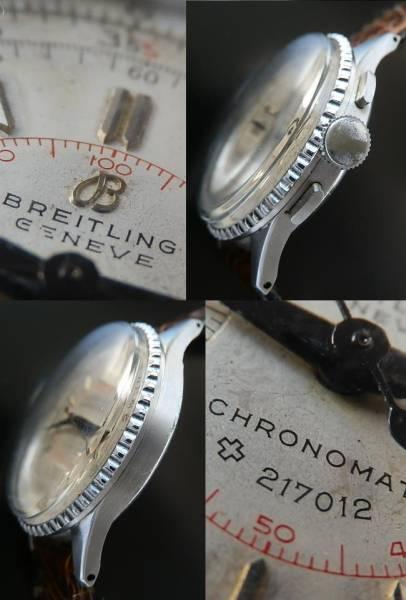 激希少Ref.769★ブライトリング クロノマット-ファーストCal.175 ファーストエッジ回転ベゼルのサムネイル