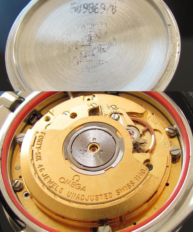 オメガ★スピードマスター ノンシーホースモデル★Ref.175/Cal.1140 クロノグラフのサムネイル