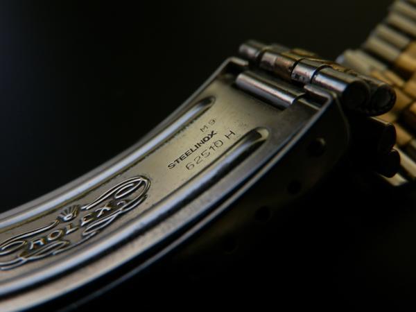 1968年製造★ロレックス サンダーバード Ref.1625★Cal.1570 14金無垢&ステンレススティールのサムネイル