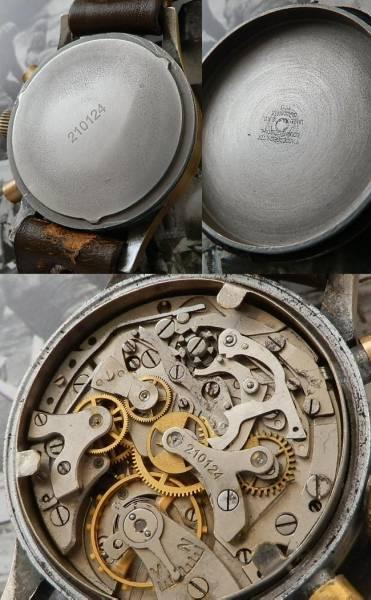 幻..1945年WW2ドイツ軍用本物★グラスヒュッテ チュチマ★Cal.59のサムネイル