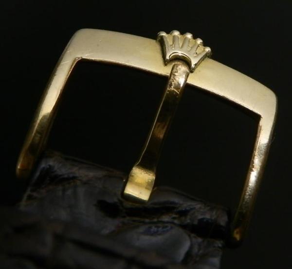 幻!1962年付属完備14金無垢シャンパンゴールド★ロレックス Ref.1003/Cal.1560★コカ・コーラWNのサムネイル