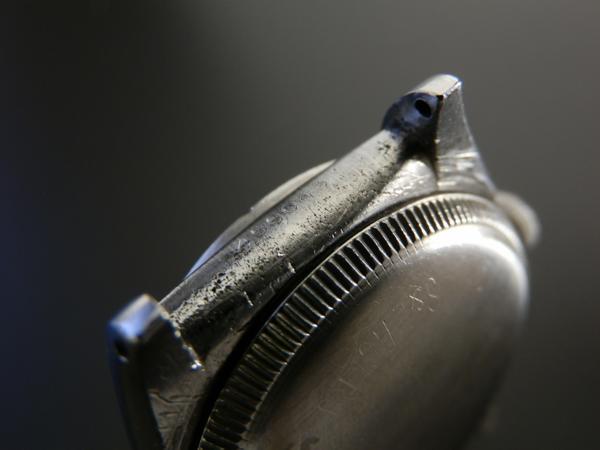 激希少★ロレックス オイスターパーペチュアル ビッグバブルバック Ref.2764/Cal.630NA★エンジンベゼルのサムネイル