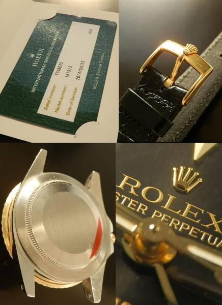 日本ロレックス オーバーホール済み2年保★ロレックス GMTマスター Ref.1675/Cal.1570★フジツボブラックのサムネイル