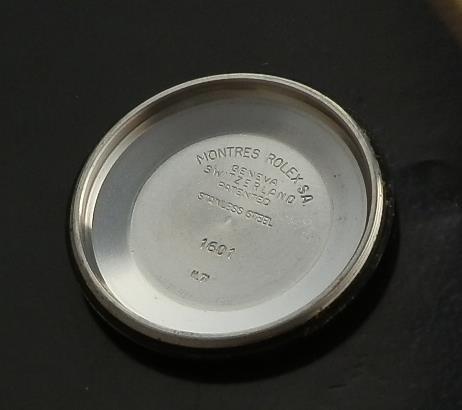 1971年14金無垢シャンパンゴールド/ステンレススティール★ロレックス デイトジャスト Ref.1601/3 Cal.1570 ★62510Hブレスのサムネイル