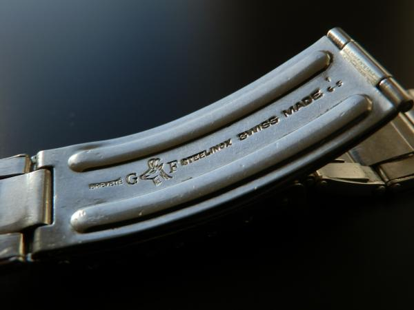 幻!GAY FRERES/ゲイフレアー Ref.7206 ロレックス3連リベット1965年製のサムネイル