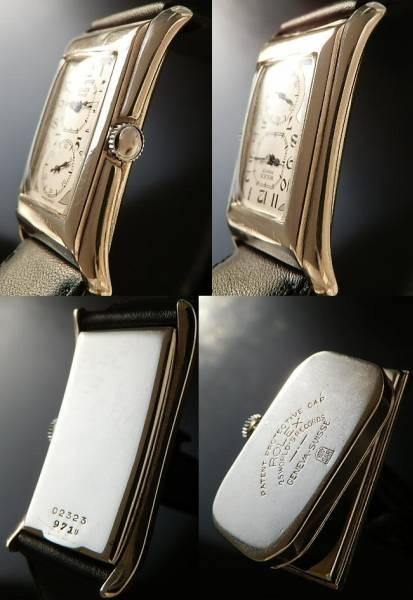 幻…Ref.971/Cal.T.S★ロレックス プリンス★925銀無垢ブランカードのサムネイル