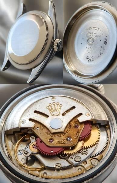 1960年オリジンRef.1016★ロレックス オイスターパーペチュアル エクスプローラー★Cal.1560のサムネイル