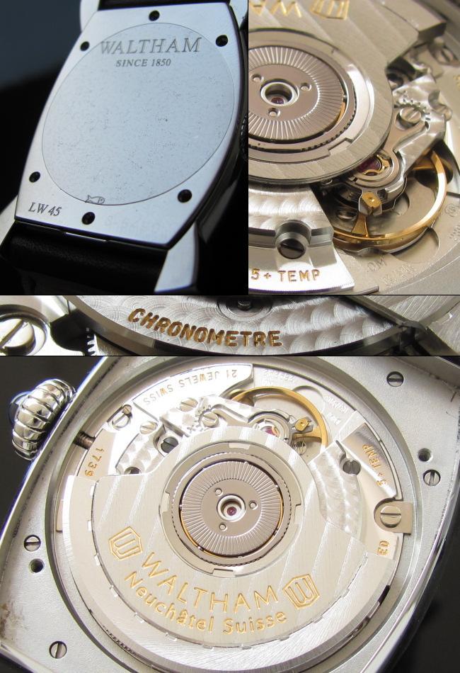 ミントコンディション★ロード ウォルサム LW45★クロノメーター Cal.2892A-2 定価47万円のサムネイル