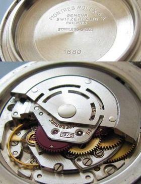 1973年Ref.1680/Cal.1570★ロレックス サブマリーナ★日本ロレックス パーツ交換済のサムネイル