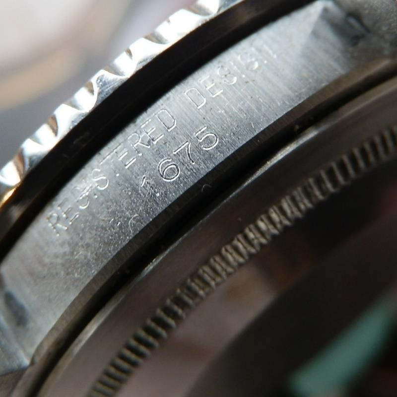 激希少2'ndブラック★ロレックス GMTマスター Ref.1675/Cal.1570★1971年のサムネイル