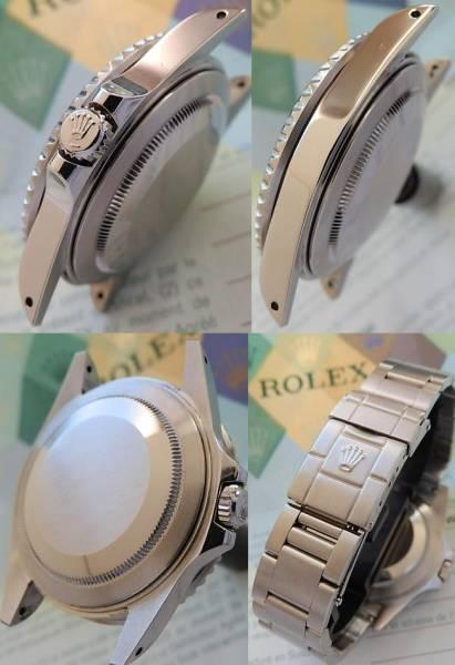 Y番2003年購入極上品★ロレックス GMTマスターⅡ★Ref.16710/Cal.3185のサムネイル
