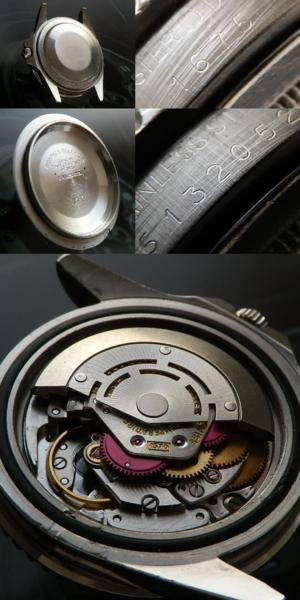 激希少1977年★ロレックス オイスターパーペチュアル GMTマスター Ref.1675★ハックCal.1570のサムネイル