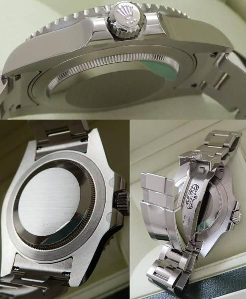 新品未使用2年間保証★ロレックス GMTマスターⅡ★G番 Ref.116710LN/Cal.3185のサムネイル
