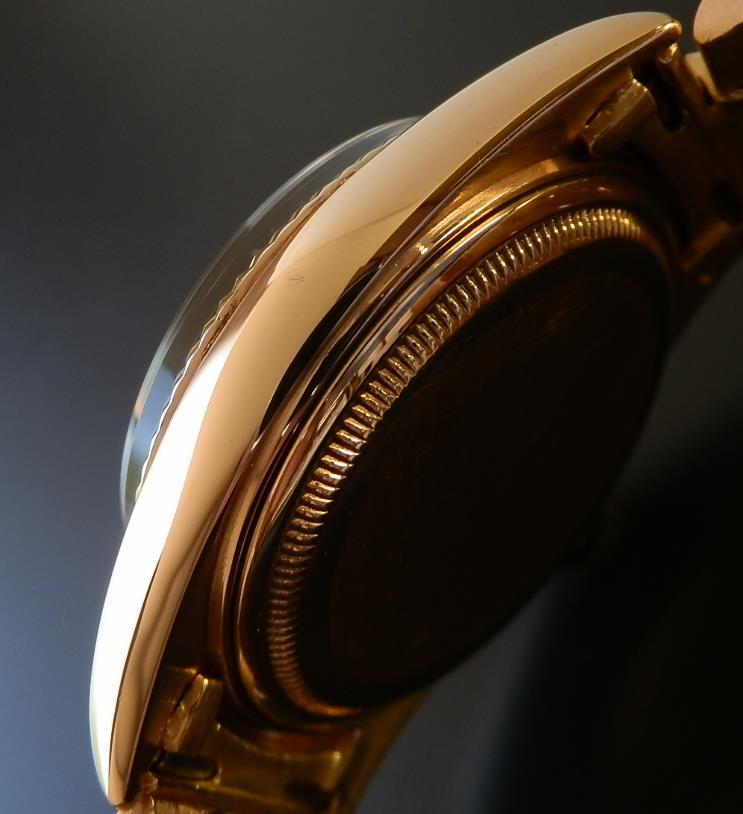 幻!18金無垢レッドゴールド★ロレックス オイスターパーべチュアル デイデイト Ref.1803/Cal.1555★1'st ステージのサムネイル