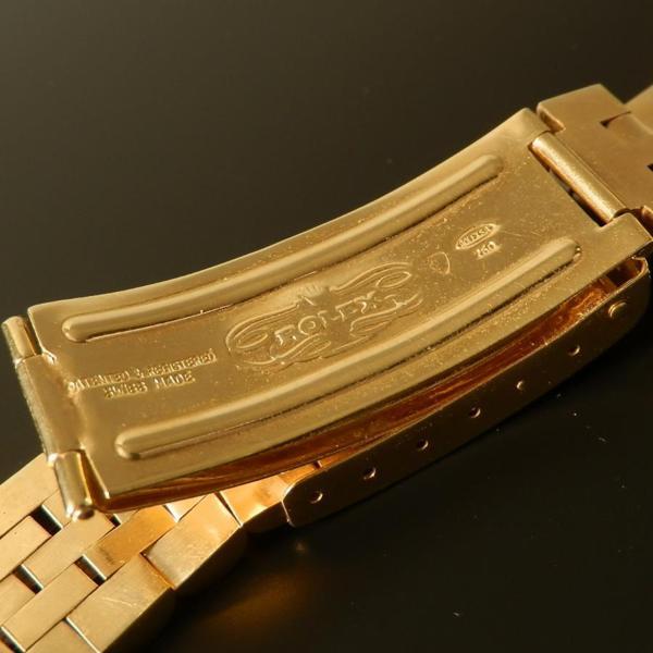 1972年18金無垢シャンパンゴード★ロレックス GMTマスター1675/8★Cal.1570 タイガーアイのサムネイル