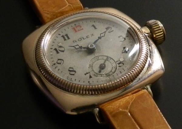 幻1928年★ロレックス オイスタークッション Cal.10 1/2★9金無垢ピンクゴールドのサムネイル