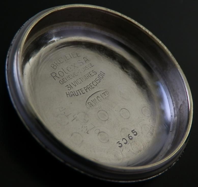 幻14金無垢ローズゴールド & ステンレススティール★ロレックス バブルバック★Ref.3065フーデッド Cal.620NAのサムネイル