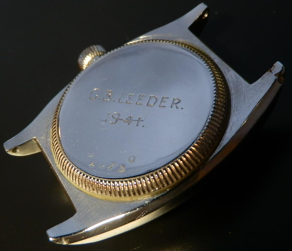 美の造形バイセロイ★ロレックス オイスターRef.1573★Cal.700 ゲイフレアー社製ブレスのサムネイル