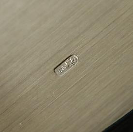 極上美品18金無垢ホワイトゴールド★ロレックス チェリーニ★Ref.3805/Cal.1600のサムネイル