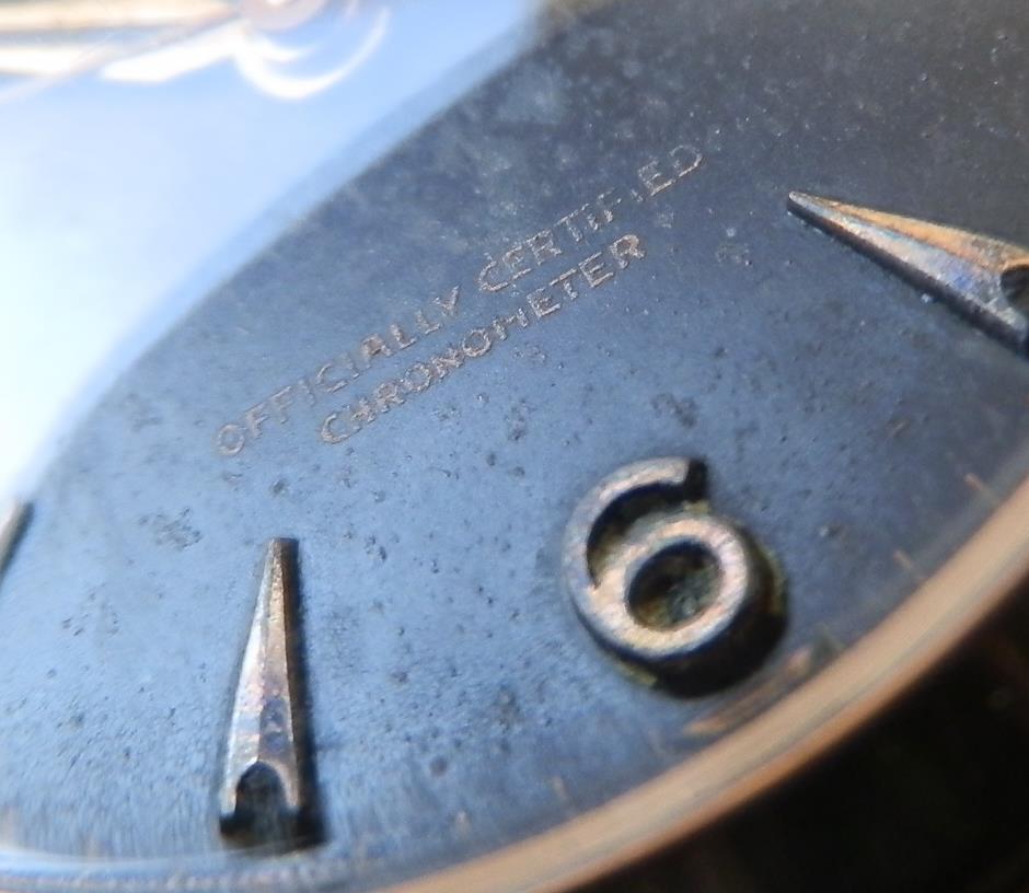 幻ブラックミラーダイアル★ロレックス バブルバックフーデッド Cal.630NA★14金無垢ローズゴールド & ステンレススティールのサムネイル